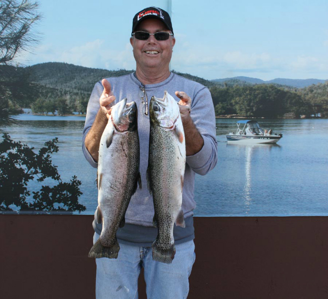 Collins lake cabin fever for Collins lake fishing report