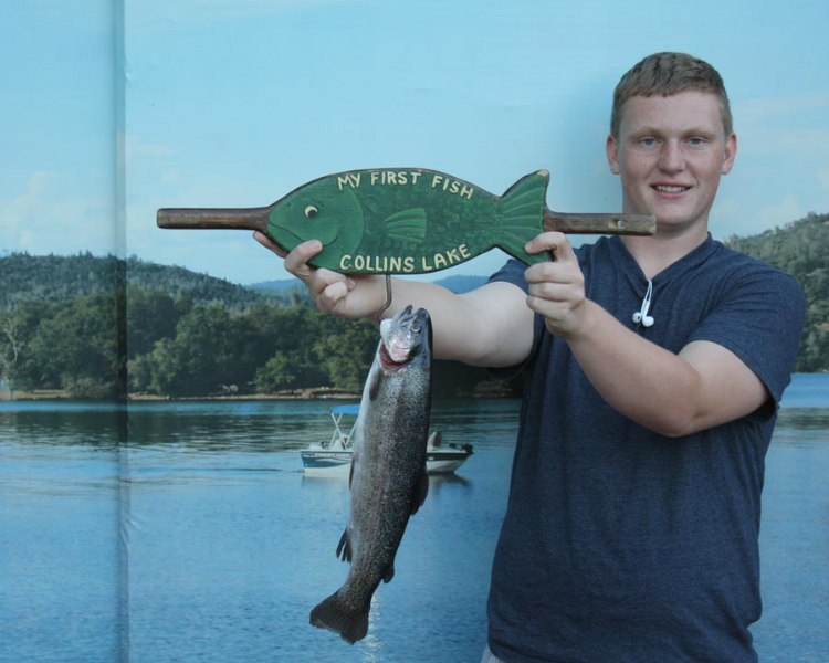 Collins Lake :: Fishing for dollars!