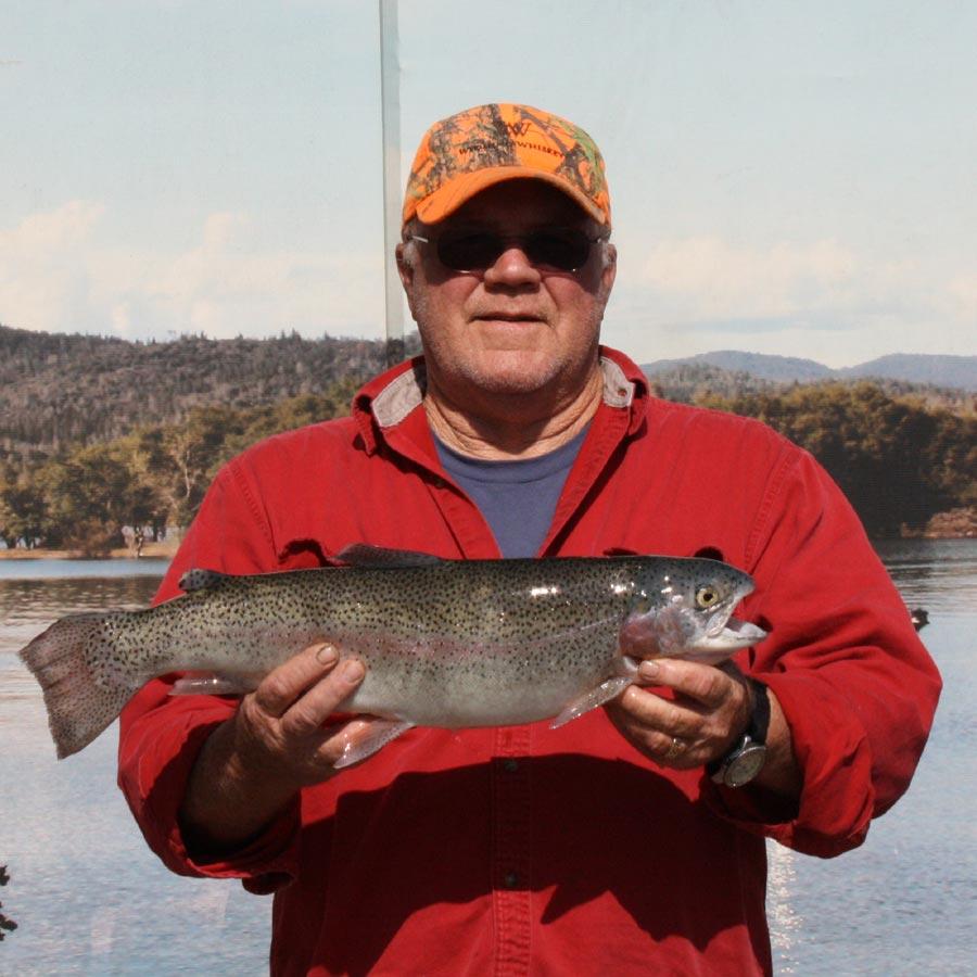 Collins lake fishing is fun catching is a bonus for Deep sea fishing santa cruz