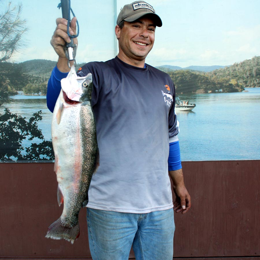 Collins lake two 11 pounders caught this week for Rio vista fishing spots