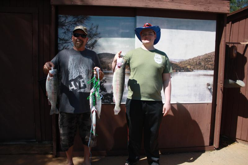 Collins lake spring break is here the kids are ahead for Collins lake fishing report
