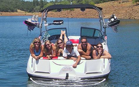 Collins Lake Northern California Fishing Camping And